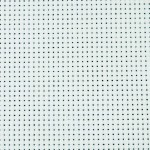 Aida stof, 150 cm, råhvid, 3 m