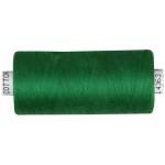 Sytråd, grøn, bomuld, 1x1000 m