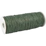 Paperyarn, 1,8 mm, mørk grøn, tynd, 250 g