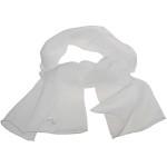 Silke chiffontørklæde, 35x130 cm, 1 stk.
