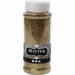 Glitter, guld, 110 g