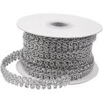 Agraman, 10 mm, sølv, 10 m