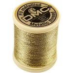 DMC tråd, 0,8 mm, guld, 40 m