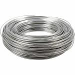 Alutråd, 1,5 mm, sølv, 100 m
