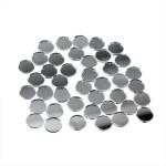Spejlmosaik, 10 mm, rund, 500 stk.