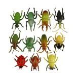 Insekter, 5 cm, 60 ass.