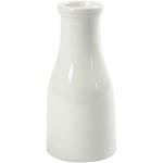 Mælkeflaske / vase, 13 cm, 6 stk.