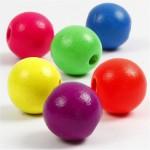 Neonmix, 16 mm, ass. farver, 500 g