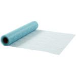 Bordløber, 30 cm, lys turkis, net, 10 m