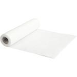 Bordløber, 35 cm, hvid, 10 m