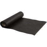 Bordløber, 35 cm, sort, 10 m