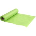 Bordløber, 35 cm, lime grøn, 10 m