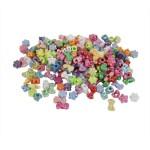 Figurmix, 10 mm, ass. farver, 380 gr, 700 ml