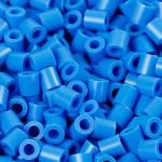 PhotoPearls, blå (17), 1100 stk. 5x5 mm.