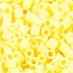 PhotoPearls, lys gul (21), 1100 stk. 5x5 mm.