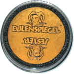 Eulenspiegel Ansigtsmaling, pearlised gold, 3,5 ml