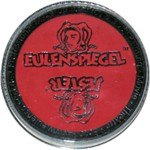 Eulenspiegel Ansigtsmaling, light red, 3,5 ml