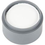 Grimas Ansigtsmaling, hvid, 15 ml