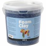 Foam Clay, blå, 560 g