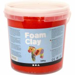 Foam Clay, rød, 560 g