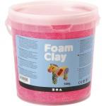 Foam Clay, pink neon, 560 g