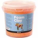 Foam Clay, orange neon, 560 g