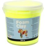 Foam Clay, gul neon, 560 g