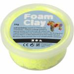 Foam Clay, gul neon, 35 g