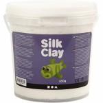 Silk Clay, hvid, 650 g