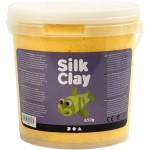 Silk Clay, gul, 650 g
