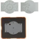 Fuse® - Design sæt,  10x12  cm, etiket, 1 stk.