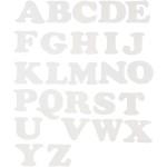 Bogstaver, 10 cm, 3 sæt