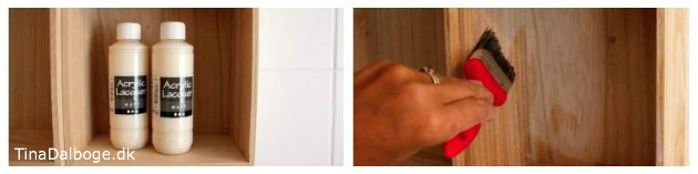 se hvordan du kan lavere traekasser hvis de skal haenge i et koekken eller bruges paa boernevaerelse