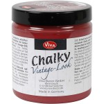 Chalky Vintage Look maling, bordeaux (404), 250 ml