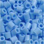 PhotoPearls, blå pastel (23), 1100 stk. 5x5 mm.