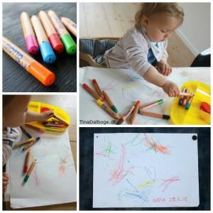 giotto farveblyanter kreativ gave til de mindste børn kreahobshop