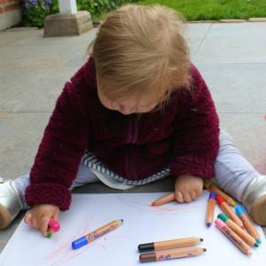 giotto farveblyanter til små børn kreahobshop
