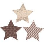 3D Stjerner, 15 cm, Oslo, 3 sæt