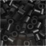 PhotoPearls, sort (1) 1100 stk. 5x5 mm.