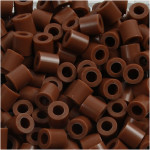 PhotoPearls, chokolade (27), 6000 stk. 5x5 mm.