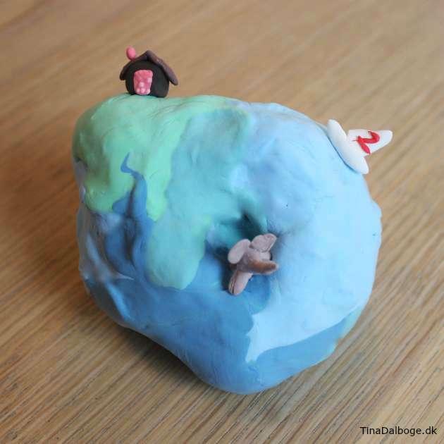 silk clay modellervoks kan bruges til modellering af sjove figur