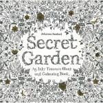 Malebog, Antistress, 25x25 cm, Secret Garden, 1 stk.