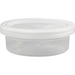 Plastbøtte med låg, H: 24 mm, 20 stk., 45 ml