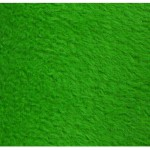 Fleece, L: 125 cm, grøn, 1stk., 200 g/m2