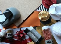 materialer til juleklip