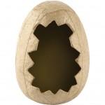 Æggeskal, H: 12 cm, 1stk.