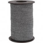 Gavebånd, B: 10 mm, sort, 100m