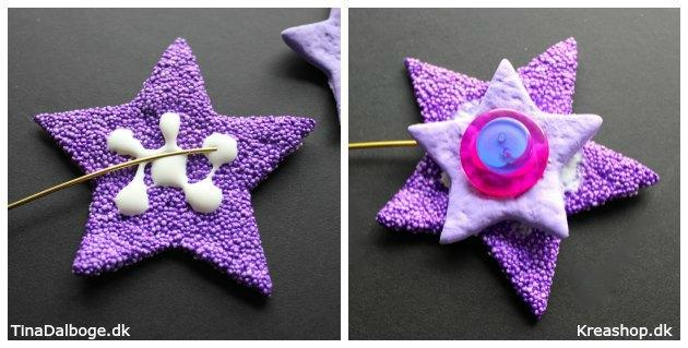 julepynt-af-stjerner-lavet-af-boern-med-silk-clay-ler-og-knapper