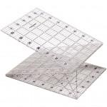 Foldbar lineal, L: 20,3-60,9 cm, B: 15,2 cm, transparent, 1stk.