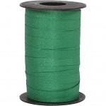 Gavebånd, B: 10 mm, grøn, glitter, 100m